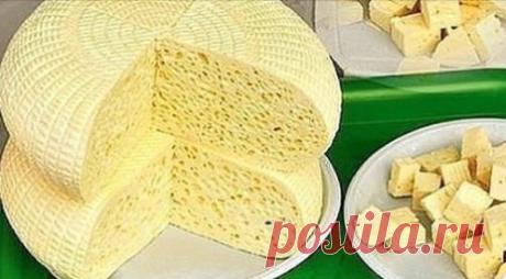 Домашние сыры — 6 рецептов приготовления  Готовим свой домашний сыр. Не хуже импортного!  1. Ароматный домашний сыр Ингредиенты:  1л кефира 1л молока 6 яиц 4 ч. ложки соли (или по вкусу) 1/3 ч. ложки красного острого перца щепотка тмина 1 зу…