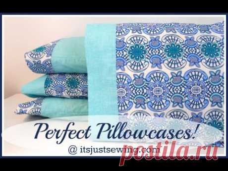 How to make a perfect pillowcase