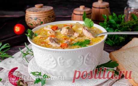 Калакейтто - финский рыбный суп, пошаговый рецепт с фото