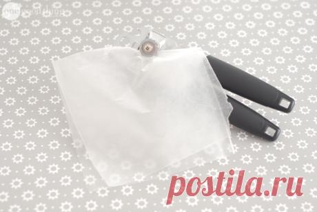 10 альтернативных способов использования бумаги для выпекания в быту / Домоседы