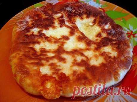 Хачапури с сыром в мультиварке