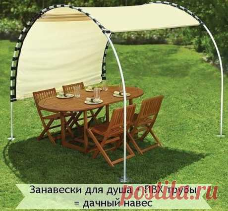 Canopy for the dacha \/ Dacha \/ Second Street