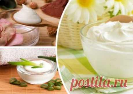Подтягивающий крем для лица - 5 лучших рецептов