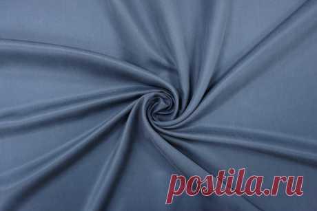 Шелк вареный плательный серый PRT 14012002 - купить в интернет-магазине тканей Fashion Fabric