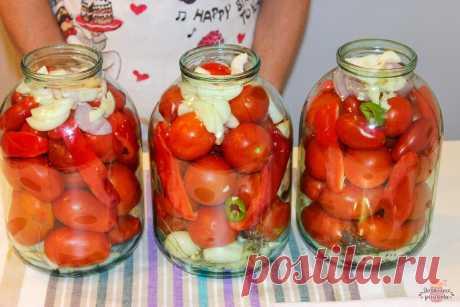 Идеальный вкус! Маринованные помидоры на зиму (Такие как надо) | Домашние рецепты с Любовью | Яндекс Дзен