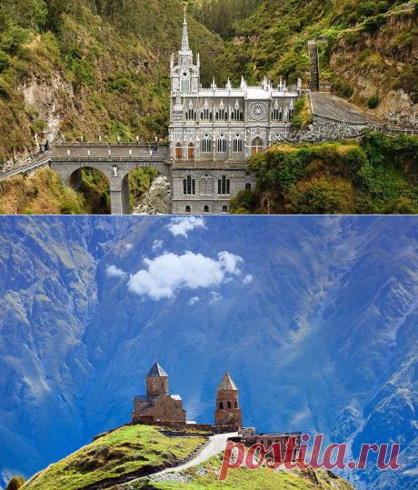 СМИ назвали самые красивые церкви мира / Новости / Моя Планета