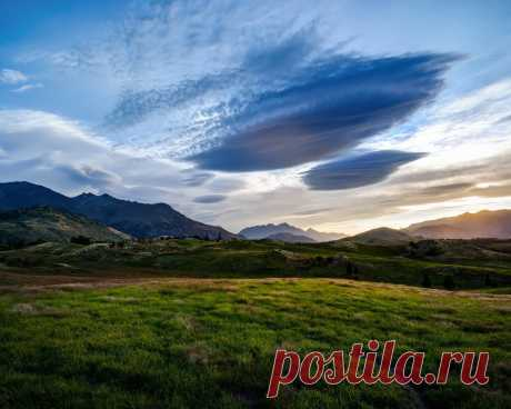 Картинки куинстаун, новая зеландия, долина, зеландия - обои 1280x1024, картинка №354495