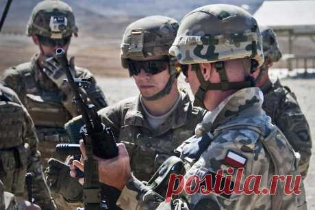 Начинаются очередные учения Белоруссии со страной НАТО