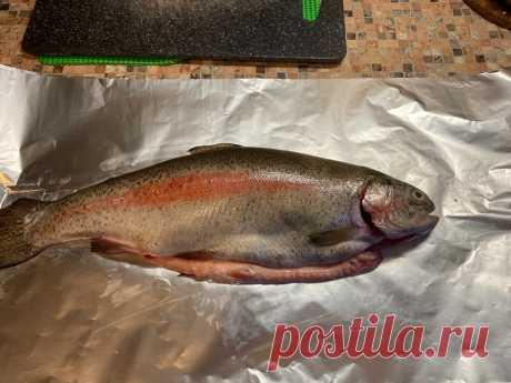 Если готовлю рыбу, то только так. И на ужин и на праздничный стол (очень простой рецепт)   Гастрономическая Шизофрения   Яндекс Дзен