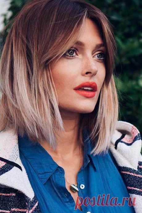 19 видов челки, которые подчеркнут красоту вашего лица | Люблю Себя