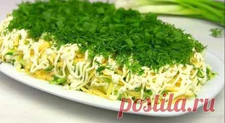 Салат Зеленая Шуба Слоями Рецепт за (20) Минут Салат зеленая шуба рецепт слоями новый свежий вкус. Весенний, освежающий и очень вкусный салат с селедкой под зеленой шубой.