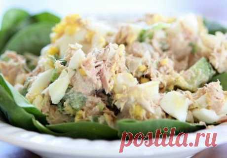 Стала по-новому рецепту готовить салат из рыбных консервов. Всего 10 минут. Вкуснее Мимозы | Отчаянная Домохозяйка | Яндекс Дзен
