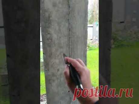 Как влияет пэ пленка на качество бетона? Показываю.