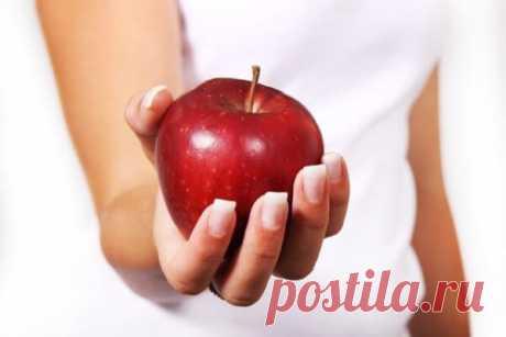 Яблочная диета для похудения на 7 дней | 4womans.life