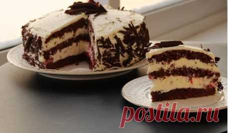 Быстрый торт