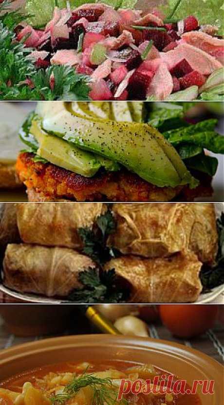 Меню к Великому посту - Рецепты - Кулинарные рецепты, диеты, меню, рецепты блюд. Smak.ua: Ты - кулинар!