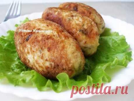 Las croquetas de gallina con las patatas y el queso \u000d\u000a\u000d\u000aLas croquetas de gallina con el queso y las patatas - todavía unos variante de las croquetas sabrosas de gallina. Las croquetas resultan suave, pomposo, con el gusto agradable de queso. \u000d\u000a\u000d\u000aPara la preparación de las croquetas de gallina con el queso y las patatas será necesario:\u000d\u000aMostrar por completo …