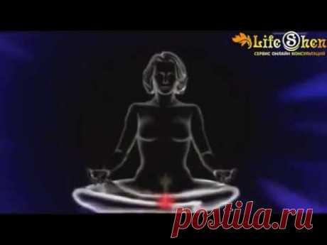 Чакры и раскрытие чакр, чакры человека - Видео блоги от LifeShen
