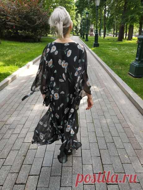 Платье маме в день рождения / Liubov_ileto / 05.06.2019 / Фотофорум на BurdaStyle.ru