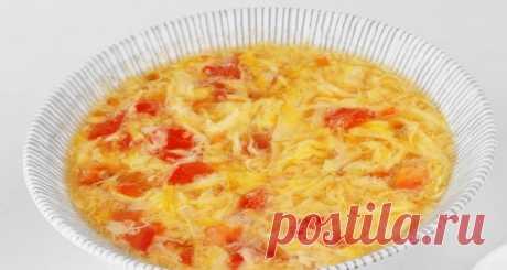 Как приготовить Суп с яйцом - Рецепт с фото от Gallina Blanca
