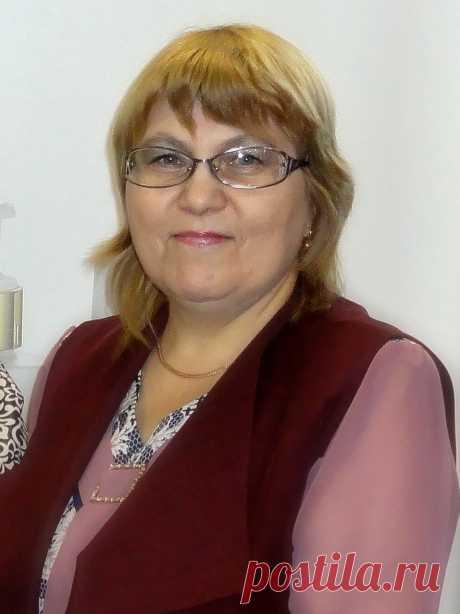 Валентина Павловна Андреева