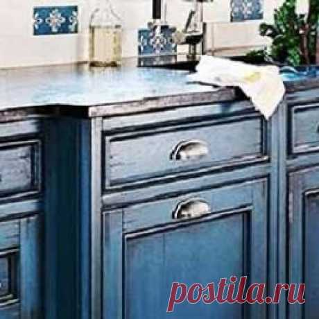 Чем отмыть кухонную мебель от жира. Неожиданные способы — Полезные советы