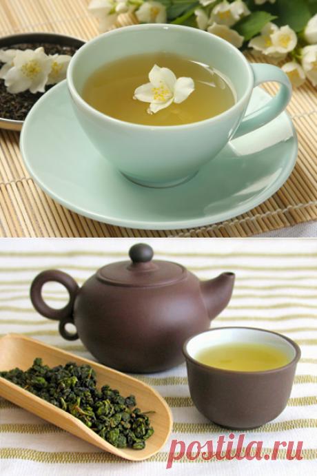 Чай - Сорта чая, полезные и лечебные свойства чая. | Книга Здоровья