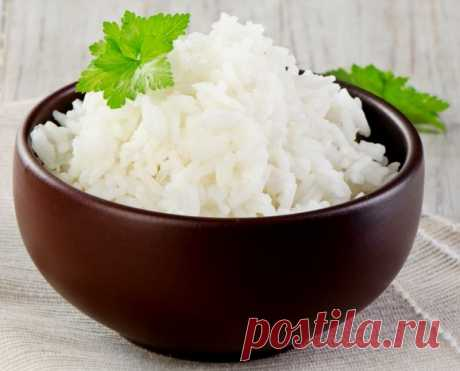 Правильное приготовление риса (советы)