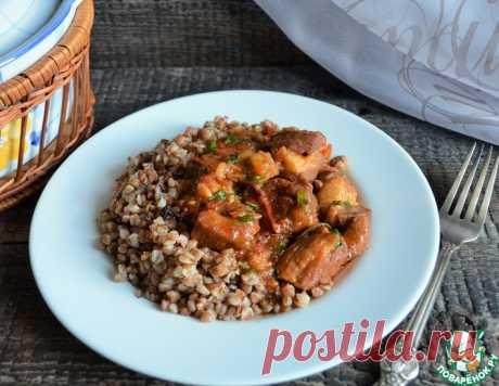 Свинина-гуляш – кулинарный рецепт