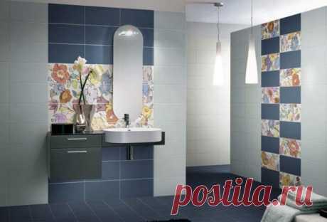 Как рассчитать количество плитки в ванную - практическое руководство