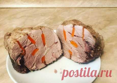 (6) Буженина из свинины - пошаговый рецепт с фото. Автор рецепта Юлия С . - Cookpad