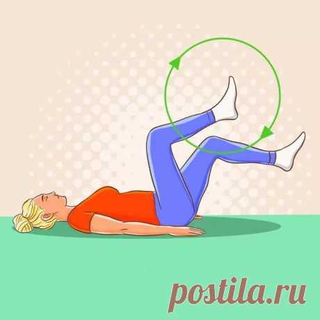 5 упражнений, которые помогут уменьшить количество видимых сосудистых звездочек и варикозного расширения вен   Всегда в форме!