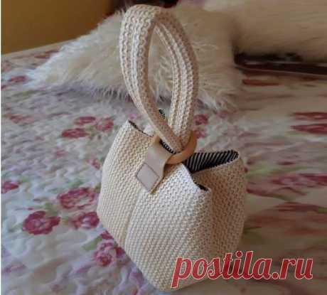 Модные, стильные, эффектные! Подборка вязаных летних сумок | Идеи рукоделия | Яндекс Дзен