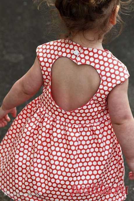 Сердечко / Для детей / Модный сайт о стильной переделке одежды и интерьера