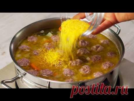 4 Аппетитных супа за полчаса на все вкусы. Рецепты от Всегда Вкусно!
