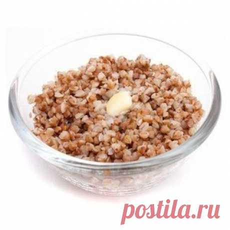 Advantage and harm of buckwheat cereal.