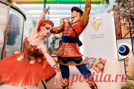 Среда, которая нас формирует: где в Москве расширить культурный кругозор   Victory Park Residences   Яндекс Дзен