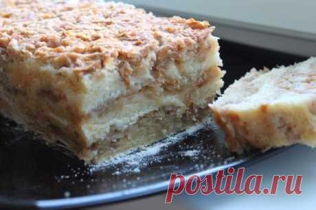 Как приготовить болгарский яблочный пирог. - рецепт, ингредиенты и фотографии