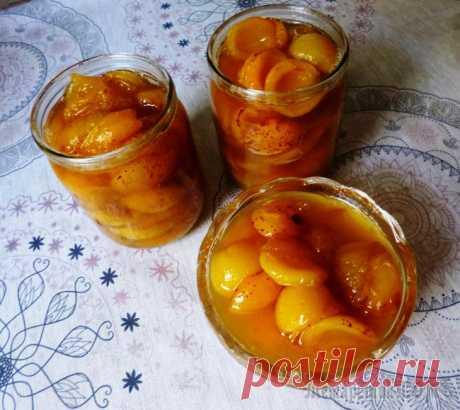 Желе из абрикосов на зиму