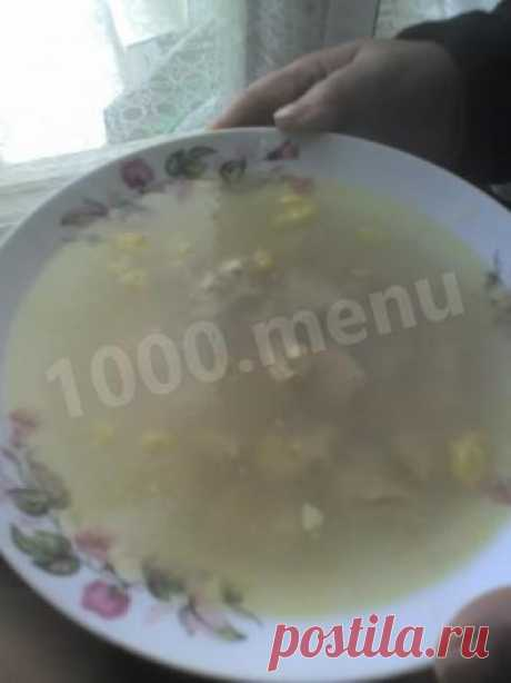 Суп-хаши по-тбилисски из говяжьих ног рецепт с фото - 1000.menu