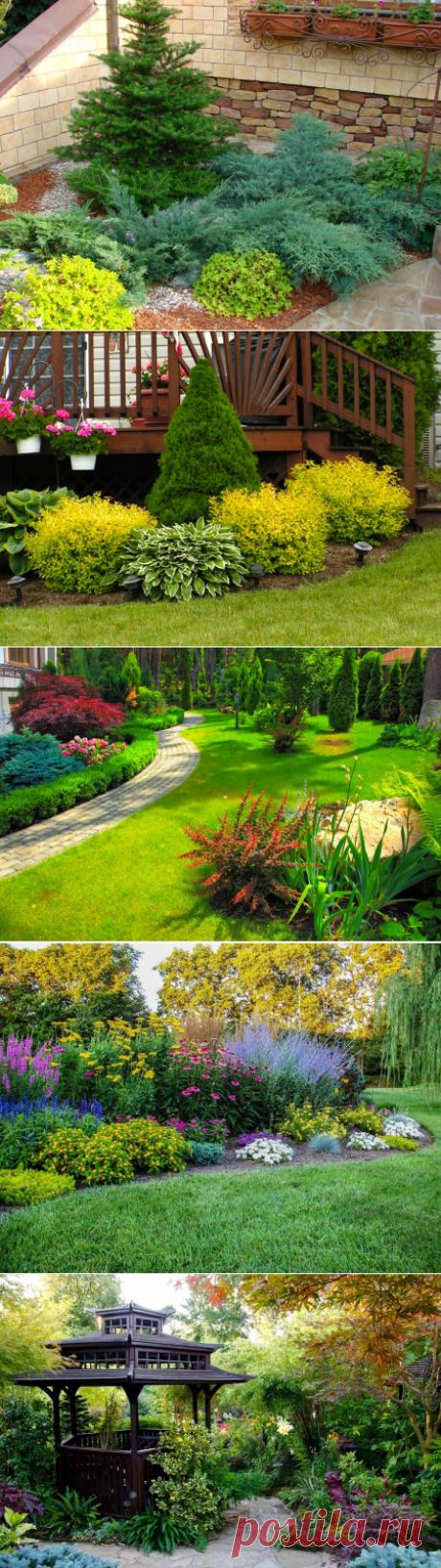 Рекомендации по ландшафтному дизайну сада цветов