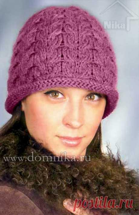 Winter women's caps