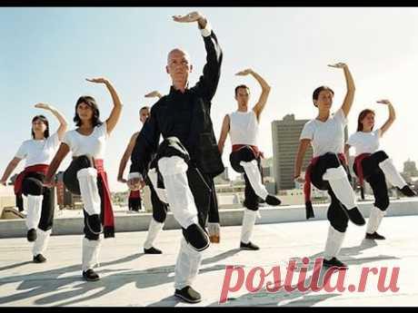 Гимнастика Цигун для начинающих - Суставная гимнастика; Базовый Цигун и подвижность суставов