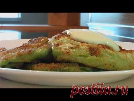 Шницель из капусты видео рецепт. Книга о вкусной и здоровой пище