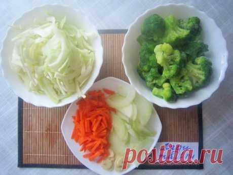 Соте из зимних овощей - пошаговый рецепт с фото - как приготовить, ингредиенты, состав, время приготовления - Леди Mail.Ru