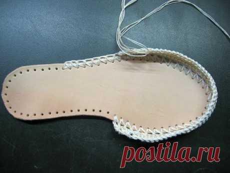 идеи для вязания обуви