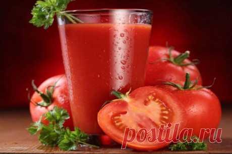 Томатный сок при панкреатите