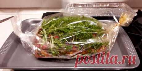 Как запечь свинину в духовке в рукаве вкусной и сочной :: Кулинарные рецепты :: KakProsto.ru: как просто сделать всё