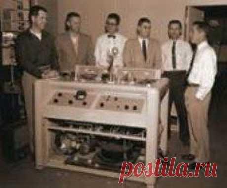 Сегодня 14 марта в 1956 году Американская компания Ampex продемонстрировала первый в истории видеомагнитофон
