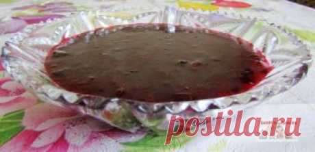 Свежее варенье из красной и чёрной смородины — Кулинарная книга - рецепты с фото